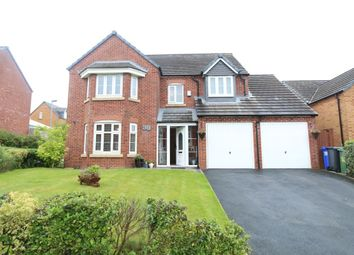4 bed detached house for sale in The Links, Hyde SK14