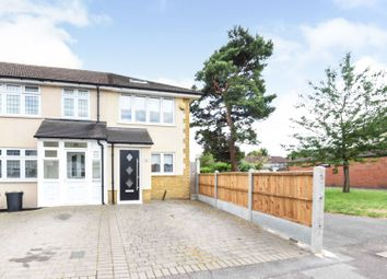 3 bed end terrace house for sale in Northwood Avenue, Hornchurch RM12