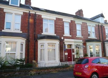 Thumbnail 6 bedroom terraced house for sale in Cheltenham Terrace, Heaton, Newcastle Upon Tyne