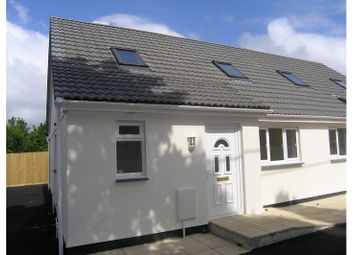 Thumbnail 3 bed semi-detached house for sale in Trelawson Park, Stray Park Road, Camborne