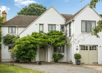 Thumbnail 4 bedroom detached house for sale in Grove Way, Esher, Surrey