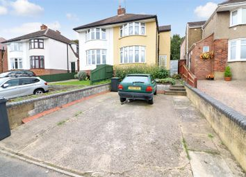 Thumbnail 2 bedroom semi-detached house for sale in Hall Avenue, Rushden