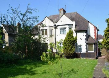 Thumbnail 3 bed semi-detached house for sale in Kettering Road, Kingsley, Northampton