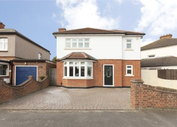 Thumbnail 3 bedroom detached house for sale in Argyle Gardens, Upminster
