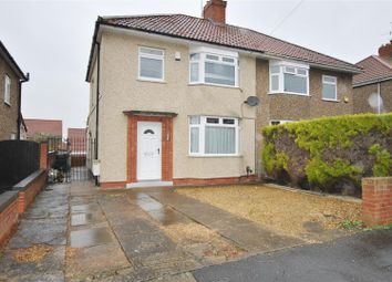 Thumbnail 3 bed semi-detached house for sale in Dennor Park, Hengrove, Bristol