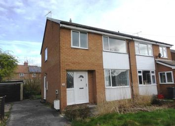 3 bed semi-detached house for sale in Meadow Lane, Moulton, Northwich, Cheshire CW9