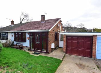 Thumbnail 2 bed semi-detached bungalow for sale in River Drive, Dover, Kent
