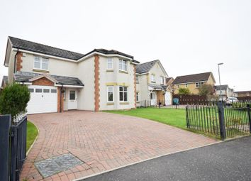 Thumbnail 4 bed detached house for sale in Glencairn Drive, Coatbridge