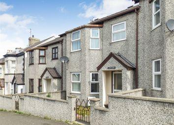Thumbnail 3 bed terraced house for sale in Victoria Road, Caernarfon, Gwynedd