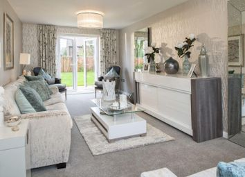 "Thumbnail 4 bed detached house for sale in ""Thornbury"" at Dearne Hall Road, Barugh Green, Barnsley"