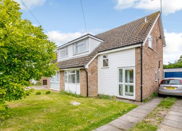 Thumbnail 3 bed detached house for sale in Holly Way, Colchester, Essex