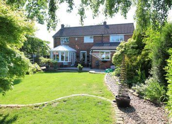 Thumbnail 4 bedroom detached house for sale in Central Drive, Romiley, Stockport