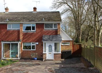 Thumbnail 3 bed end terrace house for sale in Beech Road, Alresford