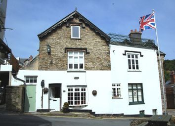 Thumbnail 2 bed flat for sale in Queen Street, Lynton