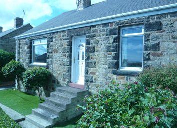 Thumbnail 3 bed bungalow for sale in Garden Terrace, Shilbottle, Alnwick