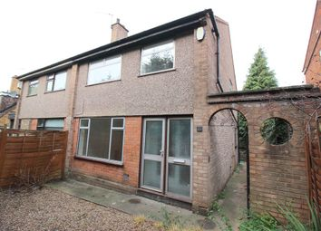 Thumbnail 3 bedroom semi-detached house for sale in Gilbert Close, Spondon, Derby