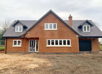 Thumbnail 4 bed detached house for sale in Shrewsbury Street, Prees, Whitchurch