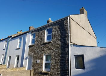 Thumbnail 3 bedroom end terrace house to rent in Queen Street, St. Just, Penzance