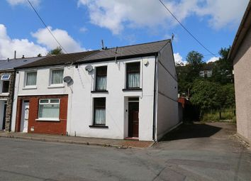 Thumbnail 2 bed end terrace house for sale in Lower Terrace, Treorchy, Rhondda, Cynon, Taff