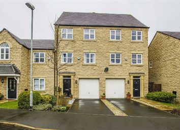 Thumbnail 3 bed town house for sale in Lightoller Close, Chorley, Lancashire