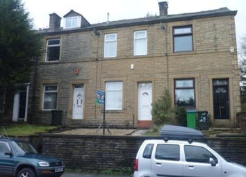 Thumbnail 3 bed terraced house to rent in Whitworth Road, Rochdale