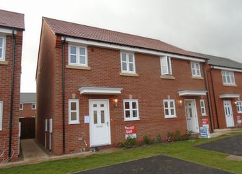 Thumbnail 3 bed semi-detached house to rent in 3 Bedroom Semi-Detached House, Canterbury Drive, Littleover