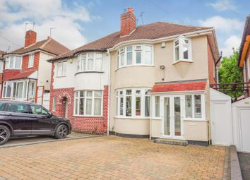 Thumbnail 3 bed semi-detached house for sale in White Road, Birmingham