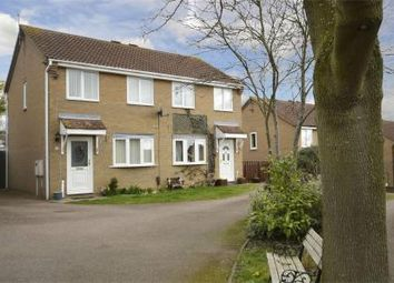 Thumbnail 2 bed semi-detached house for sale in Drayton Place, Irthlingborough, Northamptonshire