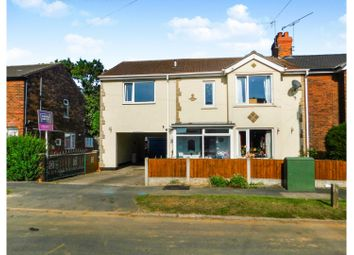 Thumbnail 4 bed semi-detached house for sale in Donnington Gardens, Scunthorpe