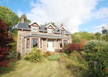 Thumbnail 5 bed detached house for sale in Kilmaree Main Street, Lochcarron Highland IV548Yd