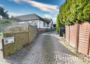 Stortford Road, Dunmow, Essex CM6. 3 bed detached bungalow for sale