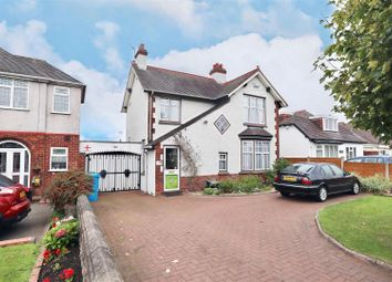 Thumbnail 4 bed detached house for sale in Walsall Road, Churchbridge, Cannock