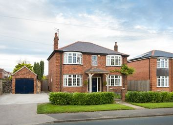 Thumbnail 3 bedroom detached house for sale in Mill Lane, Wigginton, York