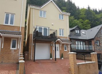 Thumbnail 4 bed detached house for sale in The Glade, Wyllie, Blackwood, Caerphilly