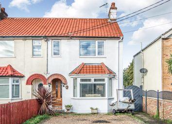 Thumbnail 3 bedroom semi-detached house for sale in Blackheath Road, Lowestoft
