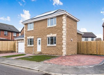 Thumbnail 4 bed detached house for sale in Apple Blossom Grove, Maddiston, Falkirk