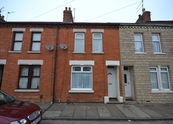 Thumbnail 2 bed terraced house to rent in Clinton Road, Far Cotton, Northampton