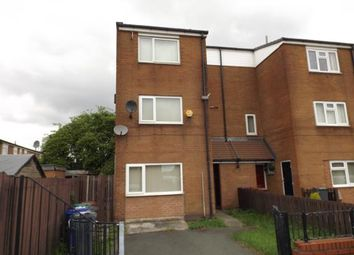 Thumbnail 4 bedroom end terrace house for sale in Langport Avenue, Manchester, Greater Manchester, Uk