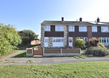 Thumbnail 3 bedroom end terrace house for sale in Quantock Close, Warmley