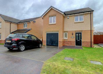 3 bed detached house for sale in Honeysuckle Crescent, Cambuslang, Glasgow G72