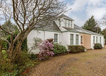 Thumbnail 3 bedroom detached house for sale in 10 Frogston Road West, Edinburgh