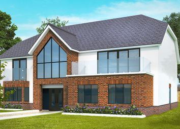 Thumbnail 5 bed detached house for sale in Hidden Brook, Oxford Road, Frilford, Abingdon, Oxfordshire