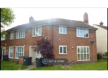 Thumbnail 1 bed maisonette to rent in School Acre Road, Birmingham