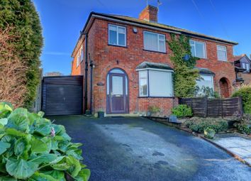 Thumbnail 3 bed semi-detached house for sale in St. Francis Road, Studley Green, High Wycombe, Buckinghamshire
