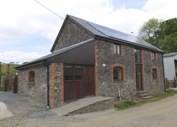 Thumbnail 3 bed detached house to rent in Clawton, Holsworthy