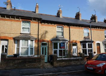 Thumbnail 3 bed terraced house for sale in Gladstone Street, Taunton