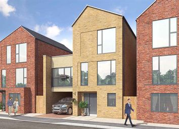 Thumbnail 5 bedroom detached house for sale in Henry Darlot Drive, Mill Hill, London