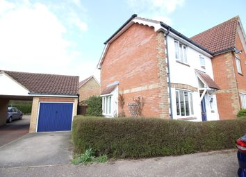 Thumbnail 2 bed semi-detached house for sale in Aynsley Gardens, Church Langley, Harlow