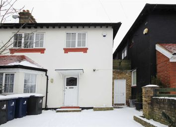 Thumbnail 5 bed semi-detached house to rent in Messaline Avenue, London