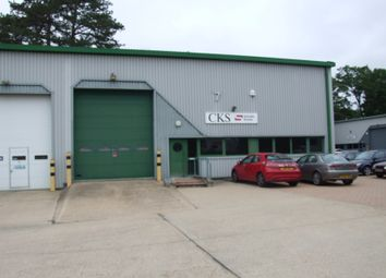 Thumbnail Light industrial to let in Imberhorne Lane, East Grinstead